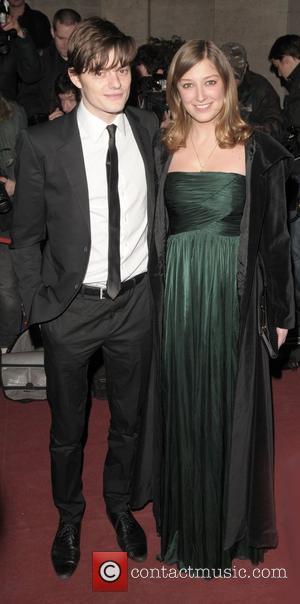 Alexandra Maria Lara and Sam Riley Awards Of The London Film Critics' Circle  held at Grosvenor House Hotel --...