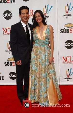 Mario Lopez and Dayanara Torres The 2007 Almas Awards at the Pasadena Civic Center - Arrivals Pasadena, California - 02.06.07