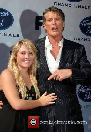 Hasselhoff Turns Attention From Knight Rider To Betty Ford
