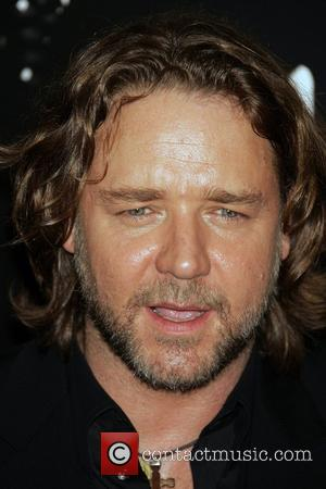 Russell Crowe New York Premiere of 'American Gangster' at the Apollo Theater New York City, USA - 19.10.07