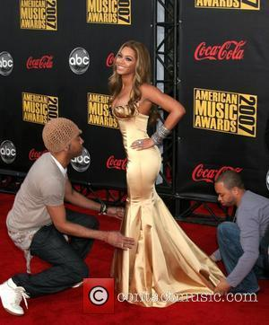 Beyonce's Trophies Destroyed