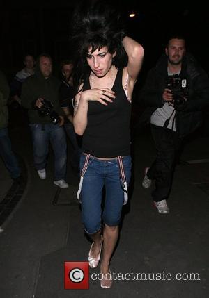 Winehouse's Relief At Taking Sick Stage Again