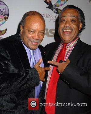 Quincy Jones Is A Big Fan Of Ronson