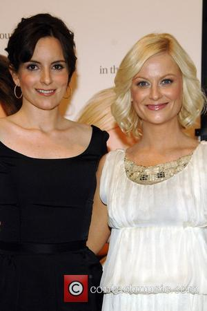 Tina Fey and Amy Poehler 2008 Tribeca Film Festival Opening Night - World Premiere of 'Baby Mama' at Ziegfeld Theatre...