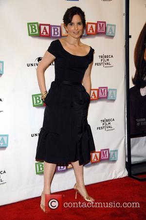Tina Fey  2008 Tribeca Film Festival Opening Night - World Premiere of 'Baby Mama' at Ziegfeld Theatre New York...