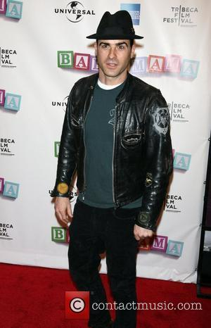 Justin Theroux 2008 Tribeca Film Festival Opening Night - World Premiere of 'Baby Mama' at Ziegfeld Theatre New York City,...