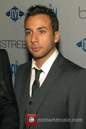 Howie Dorough Backstreet Boys celebrate the release of their fifth studio album 'Unbreakable' at the Opera Club  Hollywood, California...