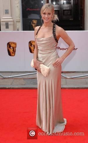 Jenny Falconer 2007 British Academy Television Awards - Red Carpet Arrivals held at the London Palladium London, England - 20.05.07