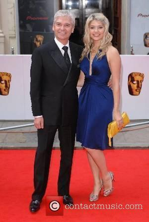 Phillip Schofield, Holly Willoughby 2007 British Academy Television Awards - Red Carpet Arrivals held at the London Palladium London, England...