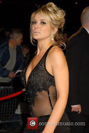 Kierston Wareing,  British Academy Television Awards (BAFTA) at the London Palladium - After Party London, England - 20.04.08