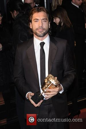 Bardem Wins Gold At Baftas