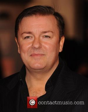 Generous Gervais Donates Show Proceeds To Cancer Charity