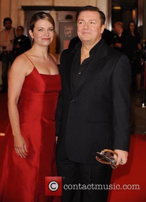 Merchant Trumps Gervais At Comedy Awards