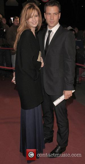 Kelly Reilly and Guest The Orange British Academy Film Awards 2008 held at the Royal Opera House - Arrivals London,...