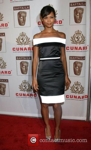 Thandie Newton  BAFTA/LA Cunard Britannia Awards 2007 at the Hyatt Regency Century Plaza Hotel Los Angeles, California - 01.11.07