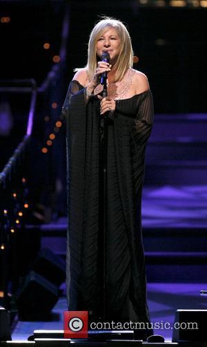 Streisand Needed Stitches After Garden Fall