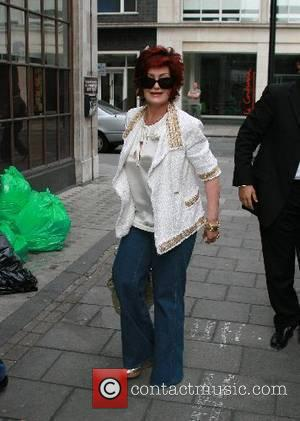 Sharon Osbourne's New Year Treat For Ozzy