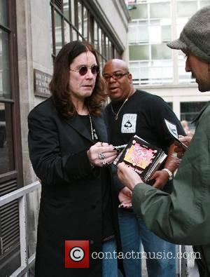 Ozzy Was Joking On The Way To Hospital