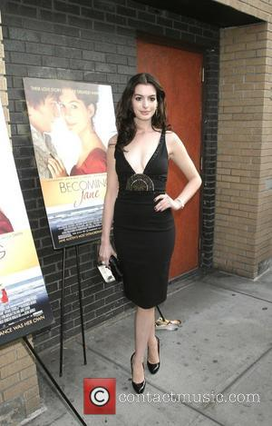 Hathaway Unimpressed By Spears And Lohan's Commando Antics