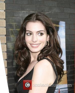 Hathaway: 'I'm A Terrible Dancer'