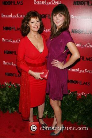 Susan Sarandon, Eva Amurri Screening of 'Bernard and Doris' at Time Warner Centre New York City, USA - 30.01.08