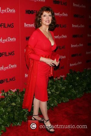 Susan Sarandon Screening of 'Bernard and Doris' at Time Warner Centre New York City, USA - 30.01.08