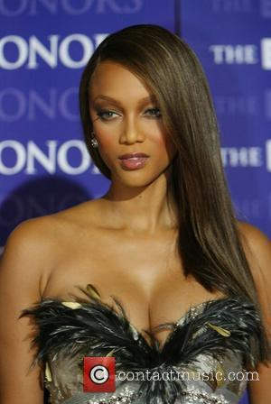 Tyra Banks '2008 BET Honors' held at The Warner Theater -- Arrivals Washington, DC - 12.01.08