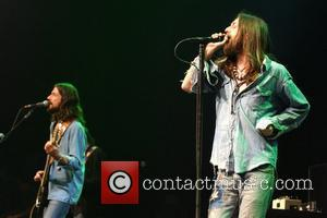Black Crowes Star Steps In For Newsted In Supergroup