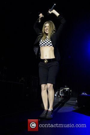 Fergie Confirms Black Eyed Peas Album