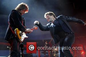 Richie Sambora, Bon Jovi and Jon Bon Jovi
