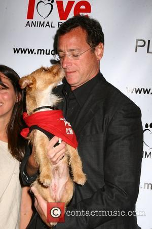 Bob Saget Much Love's Bow Wow Wow Animal Rescue Benefit at the Playboy Mansion - Arrivals Los Angeles, California -...
