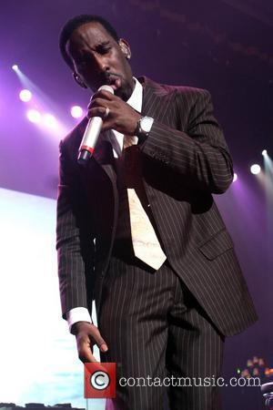 Shawn Stockman from Boyz II Men performs at Manchester Apollo Manchester, England - 08.03.08