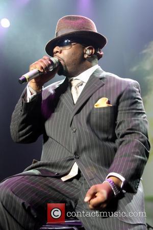 Wanya Morris from Boyz II Men performs at Manchester Apollo Manchester, England - 08.03.08