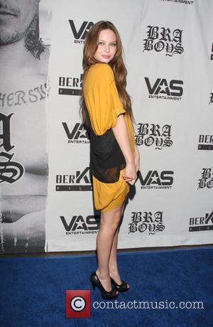 Daveigh Chase LA premiere of 'Bra Boys' held at the Directors Guild of America - Arrivals Los Angeles, California -...