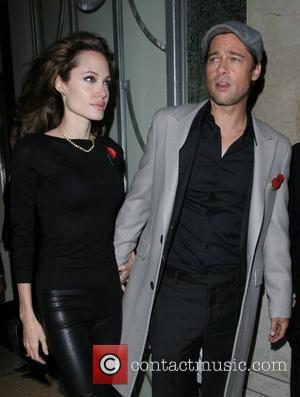 Jolie Pregnant?