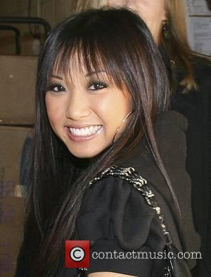 Brenda Song leaving ABC Studios after appearing on 'Live with Regis and Kelly' show New York City, USA - 07.05.07