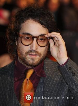 Sean Lennon Brit Awards held at Earls Court - Arrivals London, England - 20.02.08
