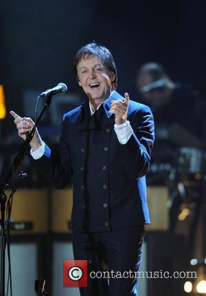 Mccartney's Tribute To 'Fifth Beatle'