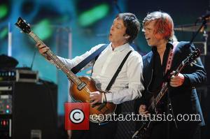 Mccartney's Dying Farewell To Harrison