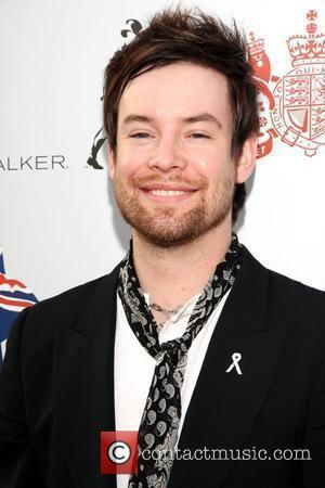 David Cook Champagne Launch of BritWeek 2008, held at the British Consul General's Residence - Arrivals Los Angeles, California -...