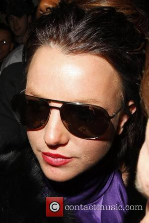 Britney Back In Rehab