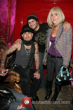 Dave Navarro, Neil D'Monte and Maquel Moser 'Broken' Movie Release Party hosted by Tera Patrick and Dave Navarro at Bordello...