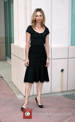 Flockhart Blames Filming For Dramatic Weight Loss