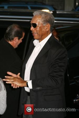 Arclight Theater, Morgan Freeman