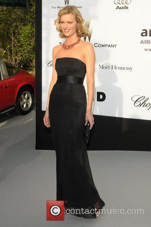 Herzigova Focused On Monroe For Sexy Film Role