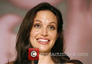 Angelina Jolie Visits Iraq