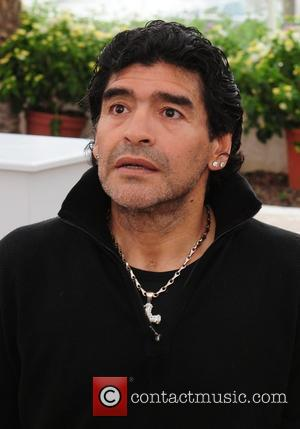 Maradona Accused Of Attacking Beauty Queen
