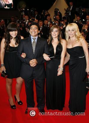 Maradona Sues Over 'Stolen' Memorabilia