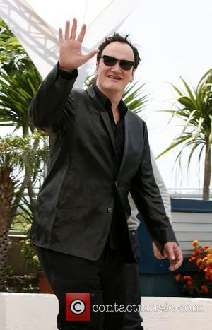 Tarantino 'Glad To Finish Writing New Film'
