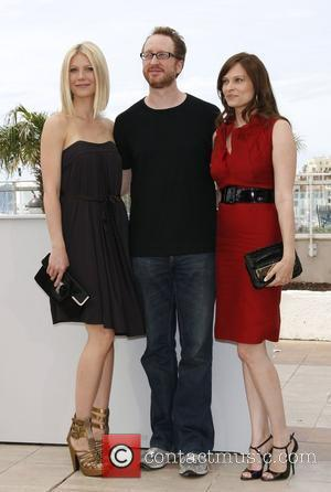 Gwyneth Paltrow, James Gray, director and actress Vinessa Shaw The 2008 Cannes Film Festival - Day 7 'Two Lovers' -...